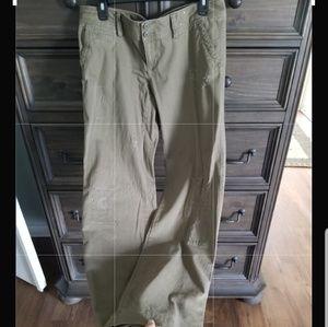 American Eagle olive pants
